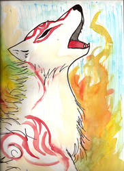 Howl of Shiranui by Rebe11ion