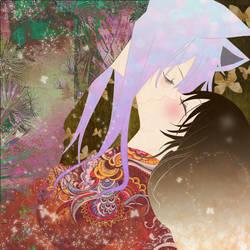 Secret Kiss - Kamisama Hajimemashita