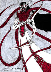 Shiva, the Blade Dancer by AntoniasOfTheAbyss