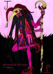 Joker by AntoniasOfTheAbyss