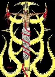Martyr Wyrn by AntoniasOfTheAbyss
