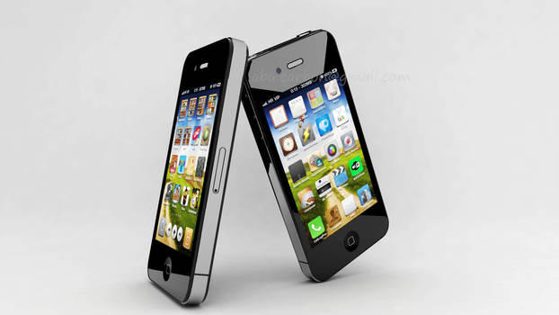 Iphone Render