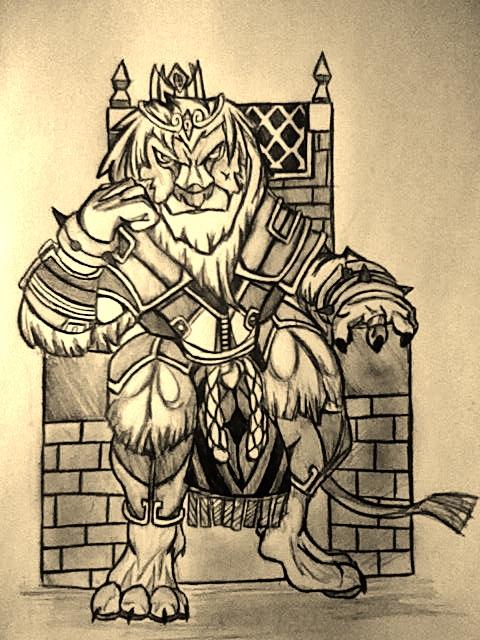 Kings Honor by AZURA-FANG