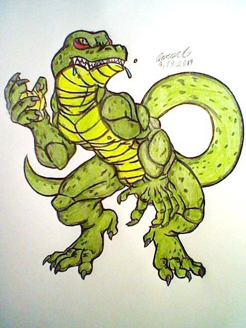 Shadow Croc by AZURA-FANG
