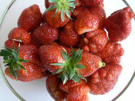 Strawberries by lynn-stock