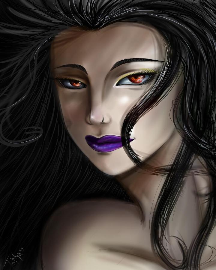 Eris - the goddess of chaos and discord by ToNyatyan on ...