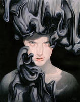 To My Deep-seated Abyss III by mynameistran
