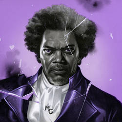 Mr. Glass by mynameistran