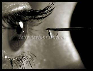 Stolen tear by Tetty