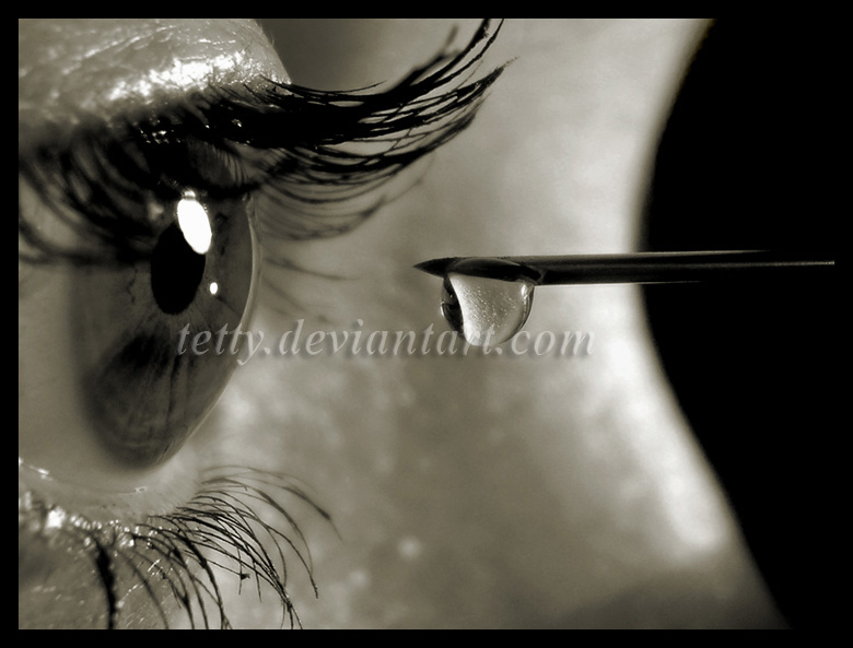 Stolen tear by Tetty