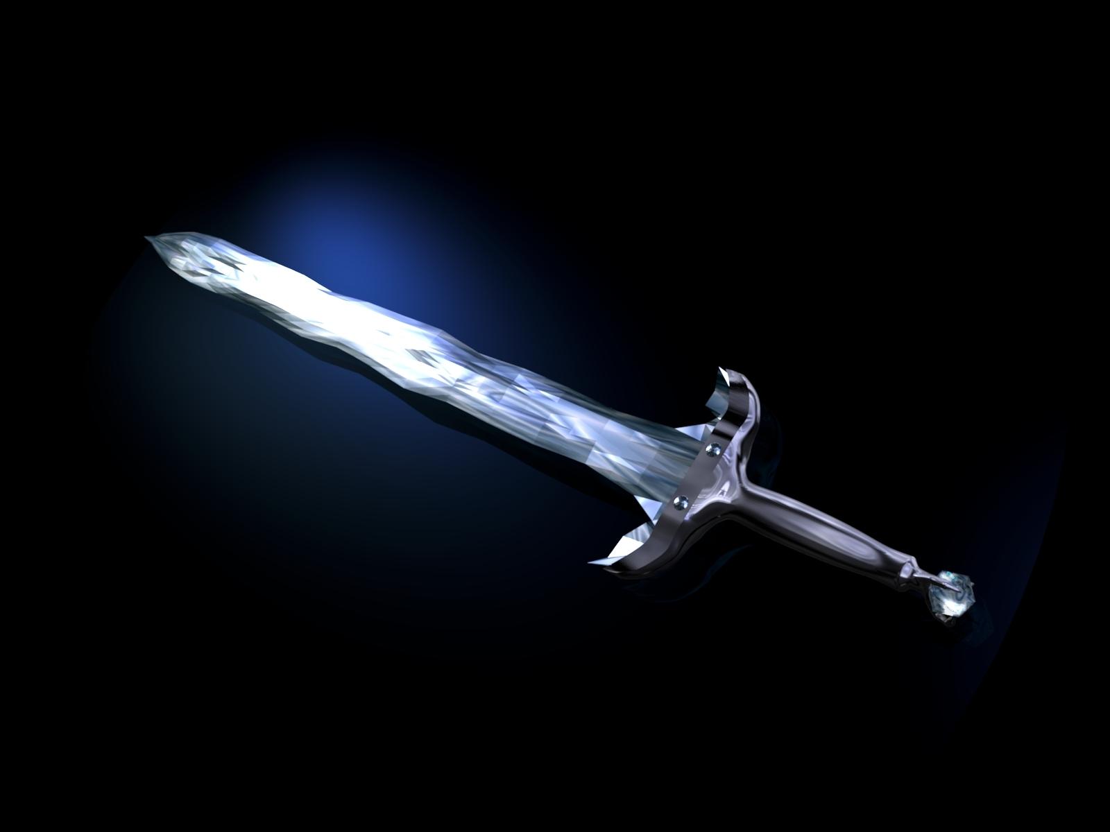 Crystal Sword By Tasyne On DeviantArt