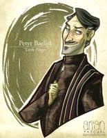 GoT: Petyr Baelish by gothicspork