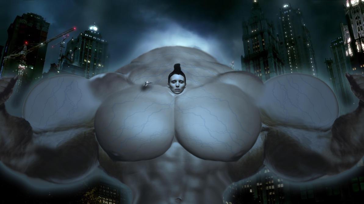 Massive Monster by MegaMuscleMonsters