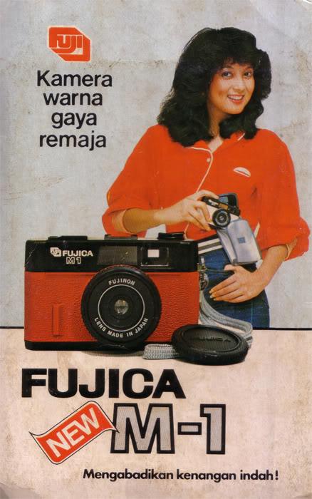 Advertisement Fujica by raki520