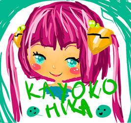 Dev-Id Kayoko by nikamiko
