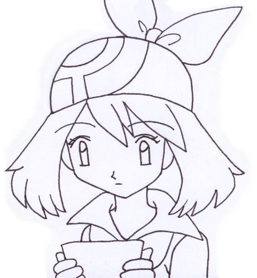 - May - [Pokemon] By SidselC On DeviantArt