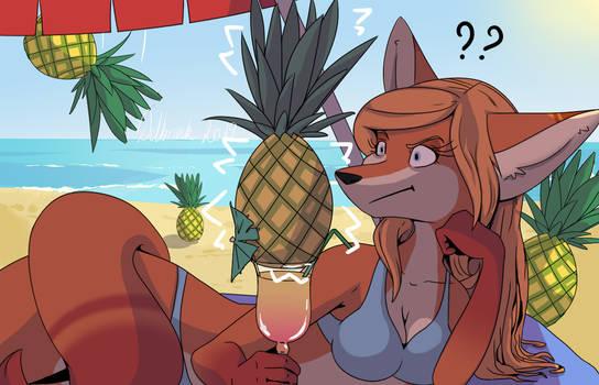 Suddenly Pineapples