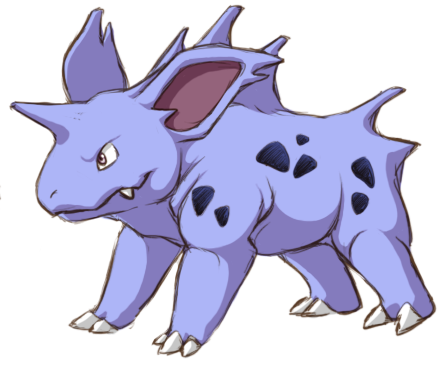 Nidorino (Pokémon) - Bulbapedia, the community-driven ...