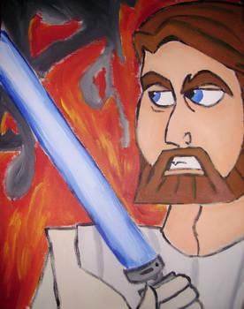 CW Obi-Wan Kenobi Painted