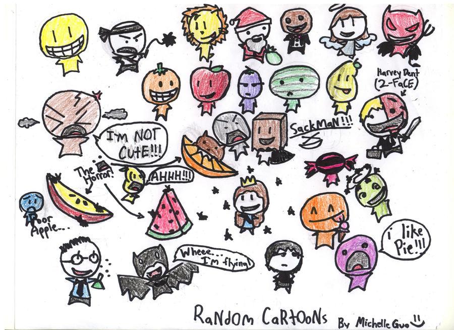 random wallpaper cartoon and - photo #20