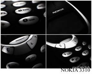 Nokia 3310 by yolks