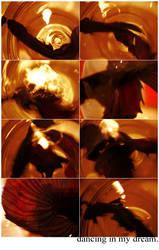Photo - Dancing in my dream. by yolks