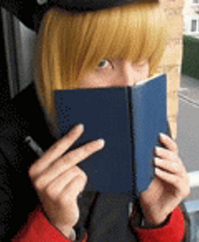 Armin to shy - Shingeki no Kyojin Military AU by MaskedOwl