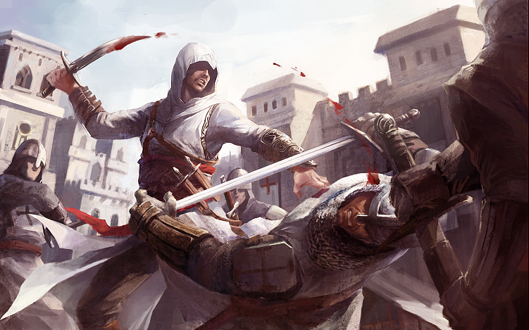 Assassin S Creed Fanart By Luulala On Deviantart