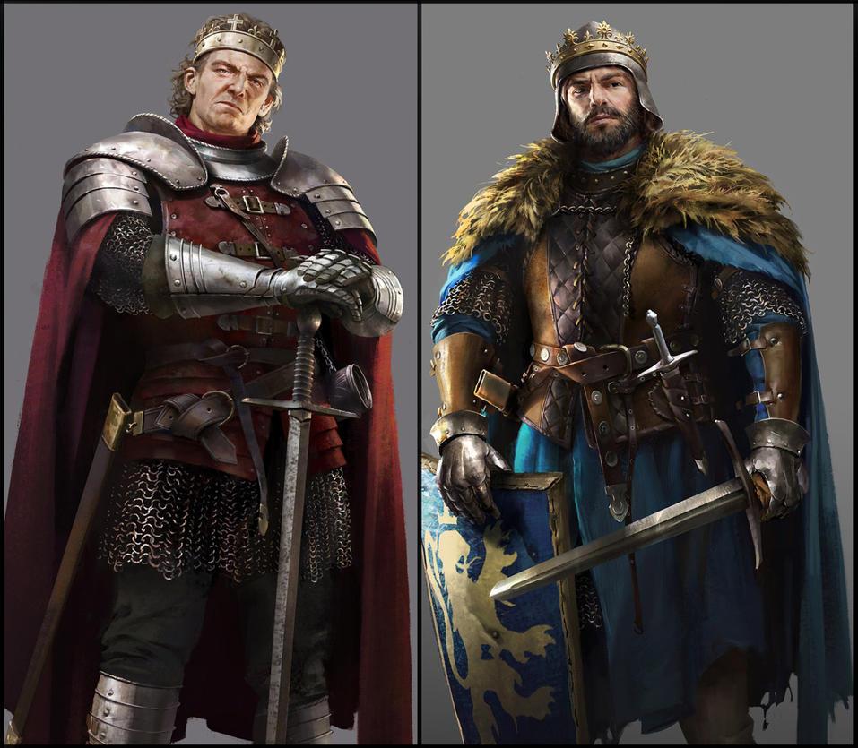 Total War Kings by luulala