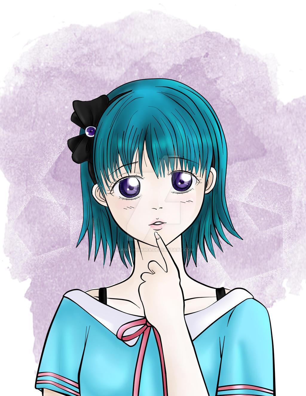 Kawaii Girl by Akiko-Himura
