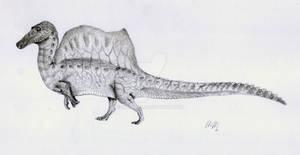Spinosaurus aegyptiacus (bipedal)