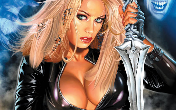New Jenna Jameson Wallpaper by dougawatkins
