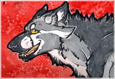 ACEO: Rikka by Crimson-Asylum