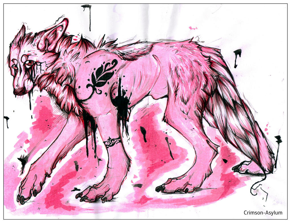 :Ink Heart:: by Crimson-Asylum