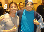 Me and Noah Hathaway of Neverending Story fame by JohnSpartan1982