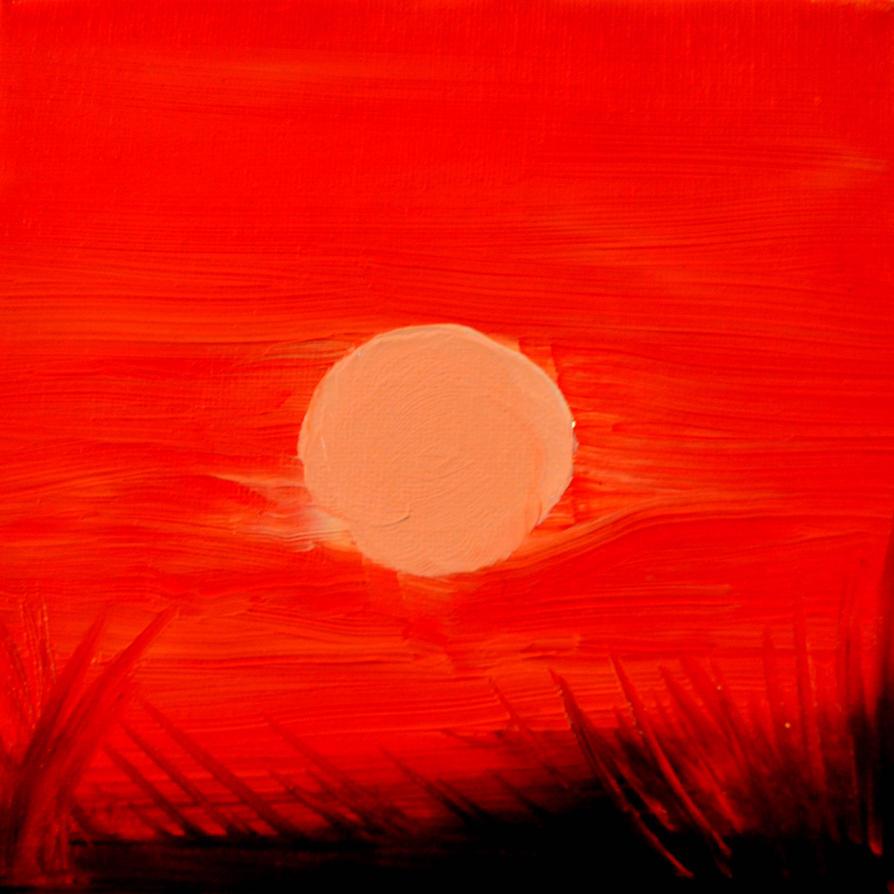 Sunset by Frostkiller