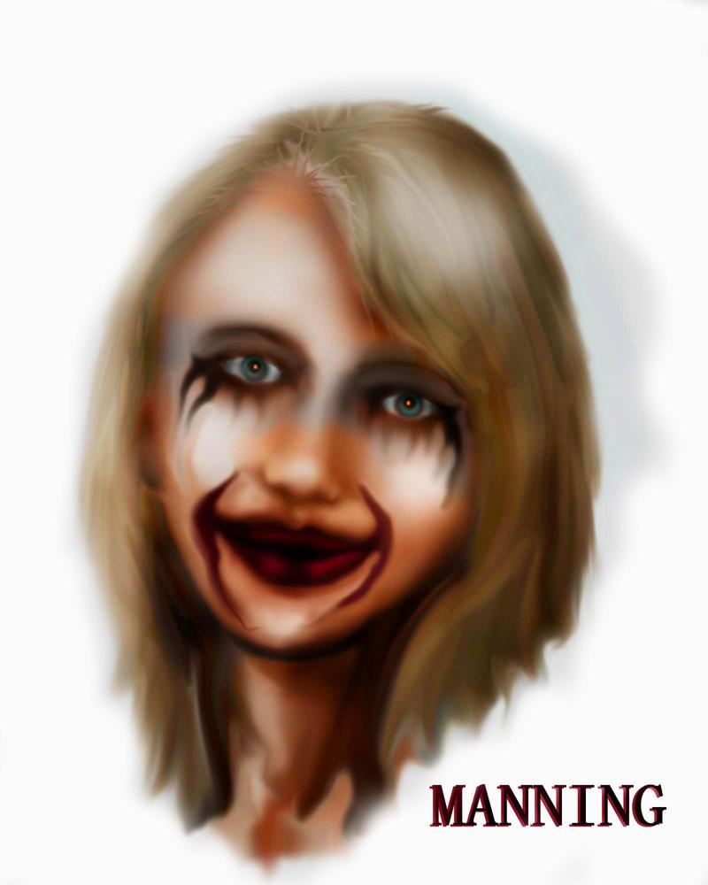 Joker Face by Frostkiller