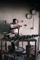 Pottery Man by tanya-n