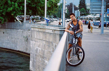 Biker Boy by tanya-n