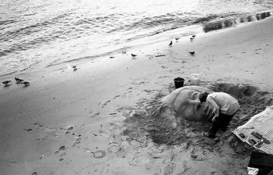 Sand Lady by tanya-n