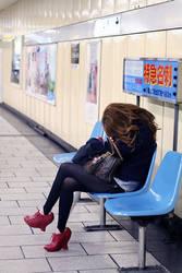 Tokyo Metro by tanya-n