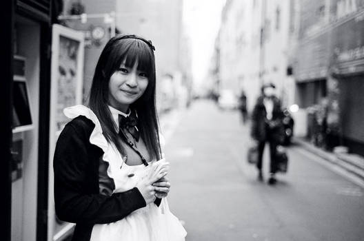 Tokyo Maid