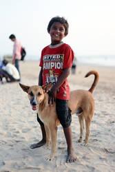 A stroll down Juhu Beach by tanya-n