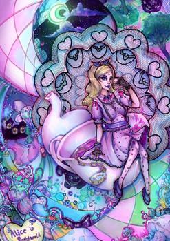Alice in Pastelworld