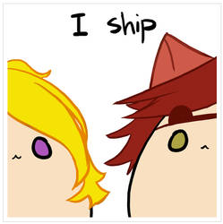 I SHIP foxica by QUEENLISA326