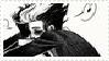Stamp - Muerte X Vida (matter of death and life) by QUEENLISA326