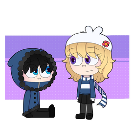 COMMISION - Cutie Kids by QUEENLISA326