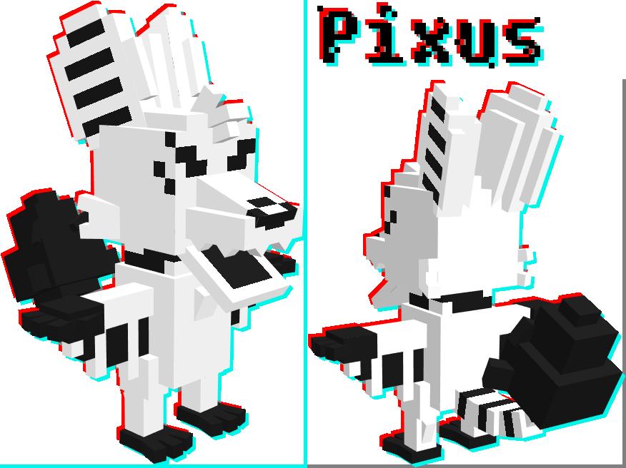 Pixus Model by P1XUS