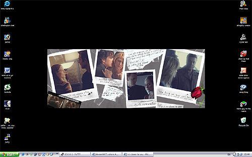 My desktop by maklington