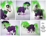 Apocalypse Ponies- The Joker